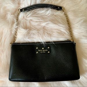 Kate Spade Bryd Wellesley Black Shoulder Bag
